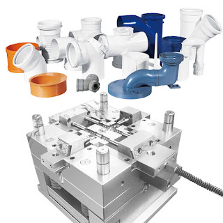 Steel recommendations for pipe fitting molds